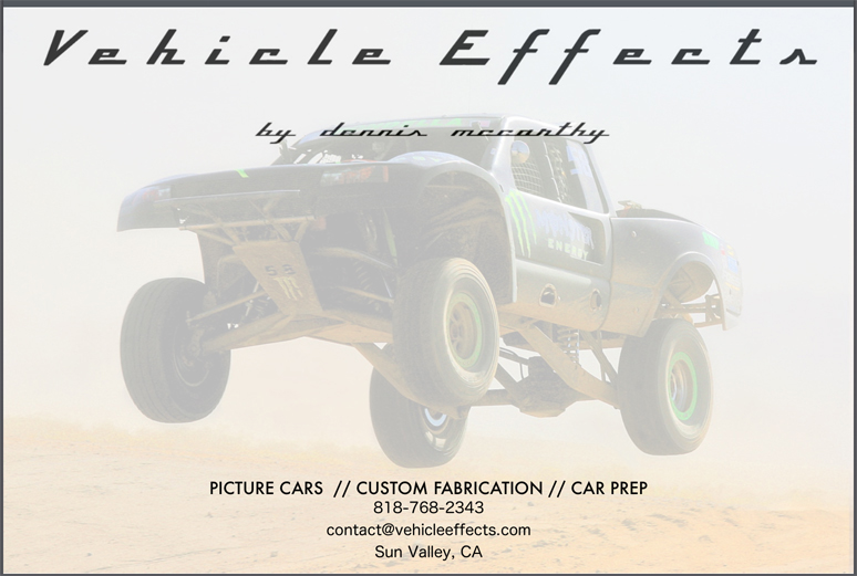 Vehicle Effects